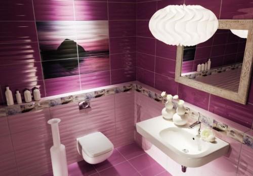 tubadzin maxima-violet
